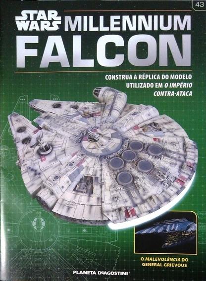 Star Wars: Millennium Falcon - Fascículo + Peças - Ed. 43