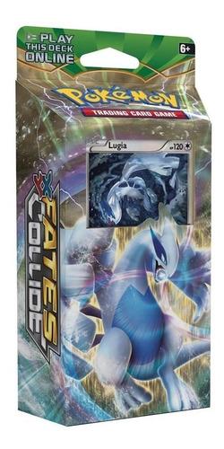 Pokemon Card Deck Fusão De Destinos Guardião Do Céu Lugia