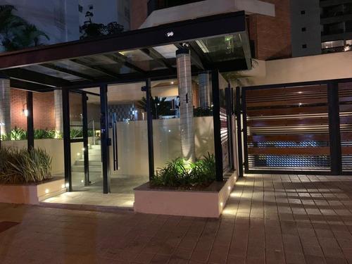 Imagem 1 de 8 de Flat Com 1 Dormitório À Venda, 42 M² Por R$ 450.000,00 - Moema - São Paulo/sp - Fl0096