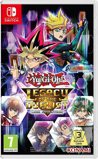 Yu-gi-oh Legacy Of The Duelist Link Evolution Switch Yugioh