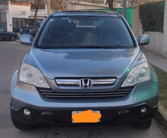 Honda Cr-v Ex 2008 Full Full Liquido....imperdible