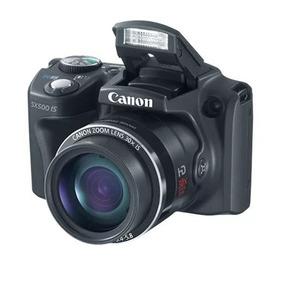 Câmera Canon Sx500-is Powershot