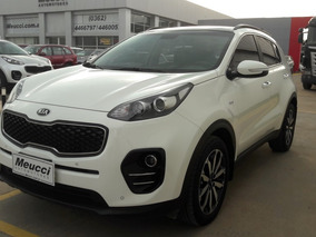 Kia Sportage 2.0 Crdi Ex At6 4x4 185hp Color Blanco Año 2017