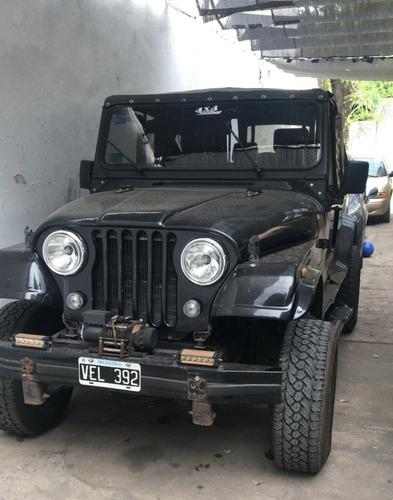 Jeep Ika Cj5 - Largo