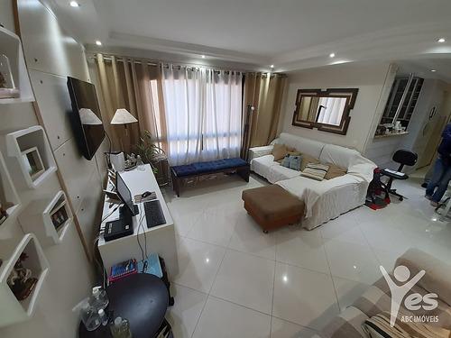 Imagem 1 de 30 de Ref.: 3208 - Apartamento Com  Condomínio,3 Quartos Sendo 1 Suíte E 2 Vagas Na Vila Gilda,santo André - Sp E - 3208