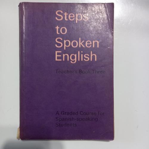 Imagen 1 de 2 de Steps To Spoken English Longmans