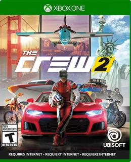 The Crew 2 Xbox One Nuevo