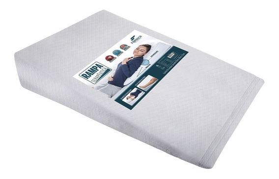 Travesseiro Anti-refluxo Adulto Rampa Terapêutica Fibrasca