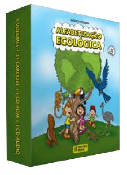Coleção Alfabetização Ecológica Educação Infantil