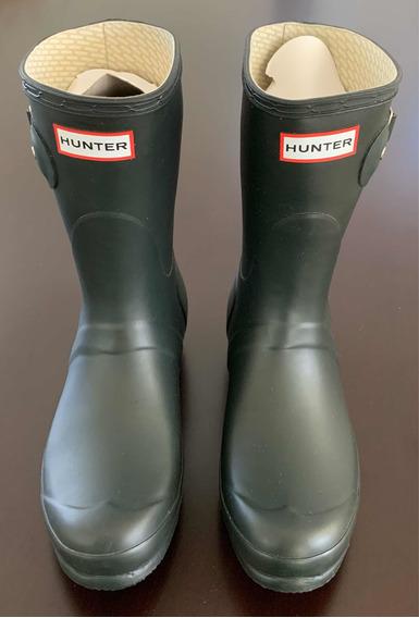 Botas Hunter Original Short Rain. Impecables!!