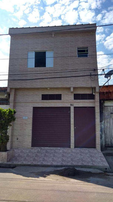 Sobrado Com 1 Dorm, Jardim Irmã Dolores, São Vicente - R$ 350.000,00, 0m² - Codigo: 230 - V230