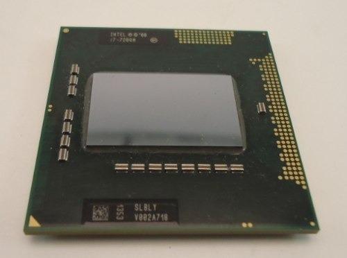 Processador I7 Q720 1.60ghz Pga988