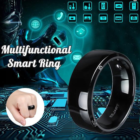 Nfc Inteligente Wearable Anel Tecnologia Mágica À Prova D