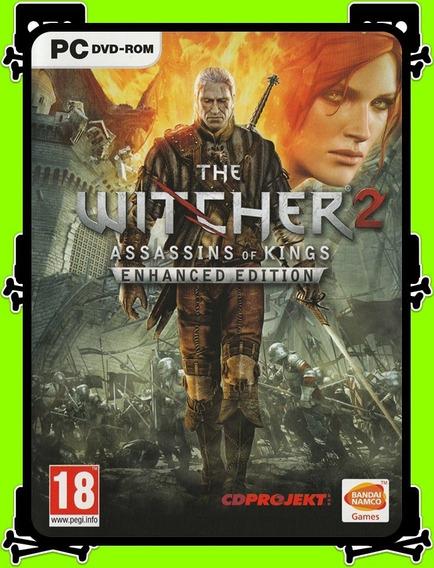 The Witcher 2 Pc - Promoção De Natal