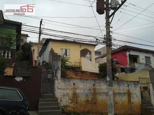 Terreno À Venda, 350 M² Por R$ 475.000,01 - Limão (zona Norte) - São Paulo/sp - Te0084