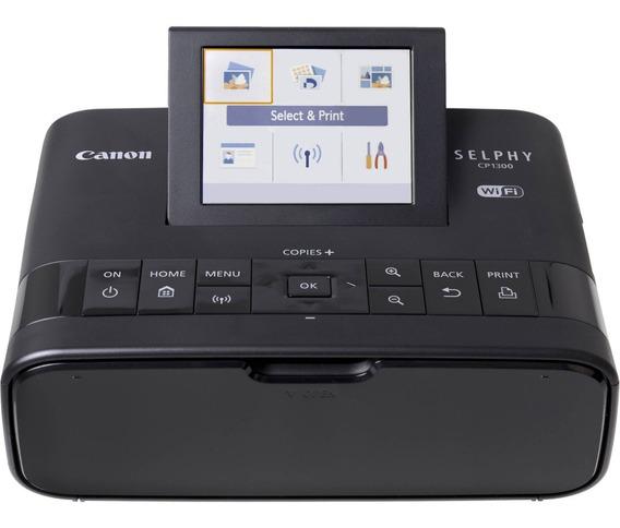 Impressora Fotográfica Portátil Canon Pequena Sephy Cp1300