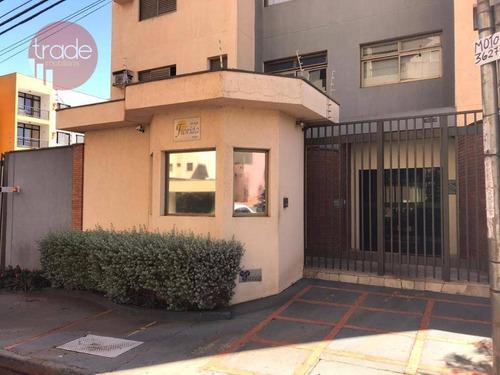 Imagem 1 de 12 de Apartamento Com 1 Dormitório Para Alugar, 38 M² Por R$ 900,00/mês - Presidente Médici - Ribeirão Preto/sp - Ap6189