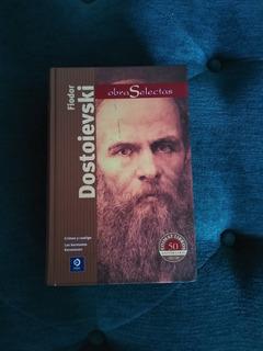 Libro Obras Selectas De Fiodor Dostoievski