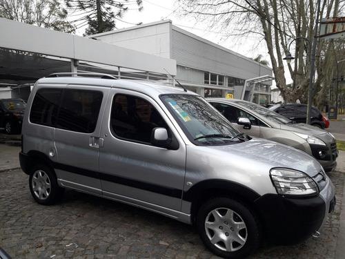 Peugeot Partner Patagónica 1.6 Hdi 2013