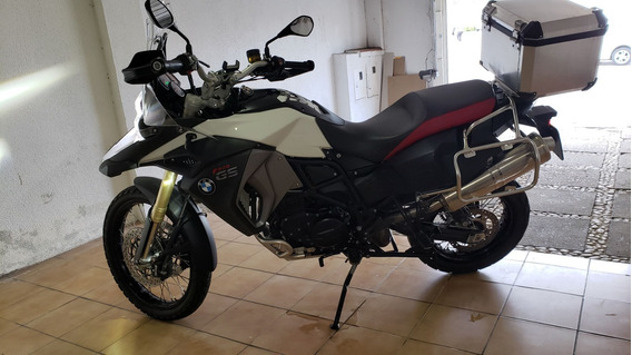 Moto Bmw F Gs 800 Adventure - Segundo Dono.
