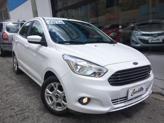 Ford Ka+ 1.5 Sel Manual Branco - 2018