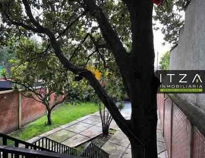 Amplia Casa Para Remodelar A Su Gusto, Romero De Terreros