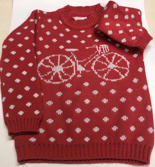 Sweater Bici Chic Para Niñas