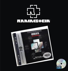 Rammstein - Box Triplo Greatest Hits - Importado - 03cds