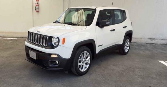 Jeep Renegade 2018 5p Sport Aut