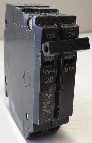 Pastilla Termomagnética General Electric Thqp 220
