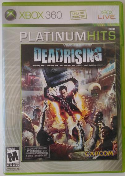 Dead Rising 1 Xbox 360 (semi-novo)