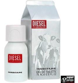 Perfume Masculino Diesel Plus 75ml Edt Original Promoção.