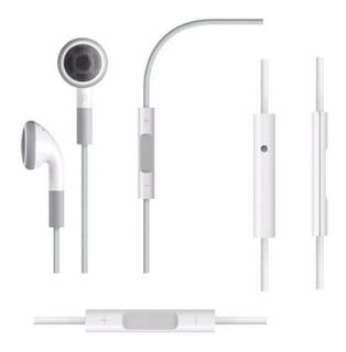 Fone Ouvido Stereo Microfone Volume iPhone - Frete Gratis!