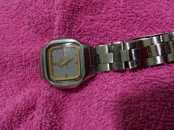 Relógio Orient Automático Quadrado