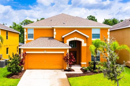 Casa Com 5 Dormitórios À Venda, 267 M² Por R$ 2.095.000 - Kissimmee - Osceola County/florida - 15486