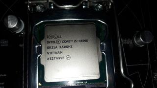 Procesador Intel I5 4690k Lga-1150