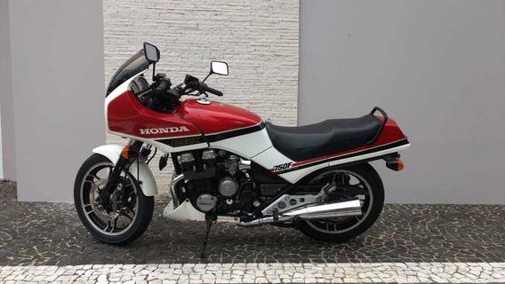 Cbx 750 F 1987 Original