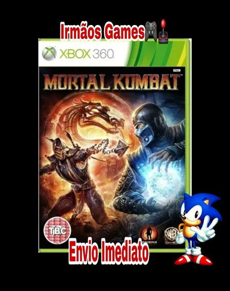Mortal Kombat Midia Digital Xbox 360