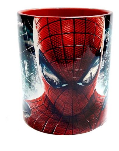 Taza Spider Man, Hombre Araña