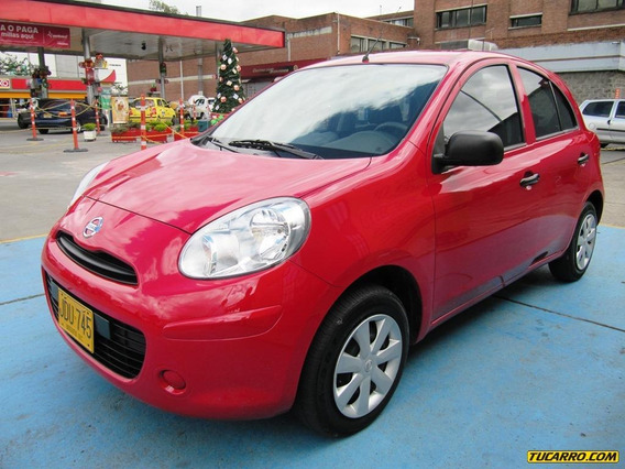 Nissan March 1600cc Mt Aa