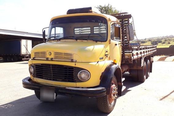 Mercedes-benz 1113 Truck Carroceria