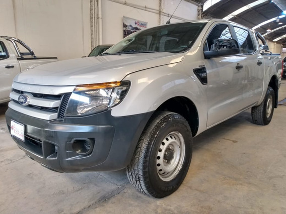 Ford Ranger 2.2 Safety 4x4. Año 2013. Unica Mano