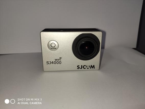 Sjcam Sj4000 Wifi Original Câmera Hd 1080p Prova D