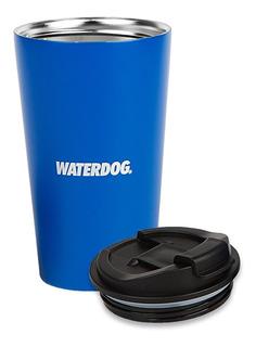 Vaso Térmico Waterdog Con Tapa Acero Inox 350ml Frio Calor