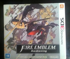 Fire Emblem Awakening - Nintendo 3ds Versão Brasil/usa