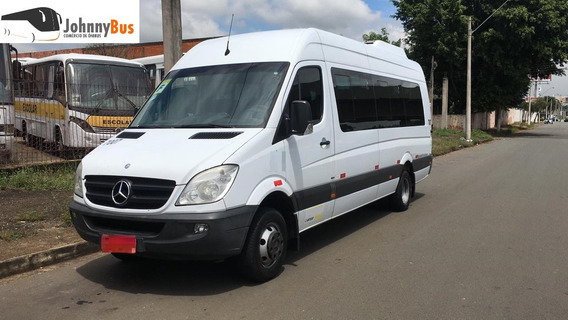Mercedes Benz Sprinter 515cdi Teto Alto 2013/14 Johnnybus