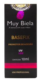 Basefix Uv 10ml Muy Biela