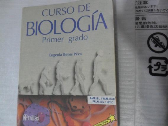 Curso De Biología Primer Grado Libro Secundaria