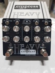Pedal Empress Heavy - O Top Dos Hi Gain - Super Conservado!!