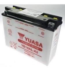 Bateria V Max Ducati Virago 700 Yb16al-a2 Original Yuasa